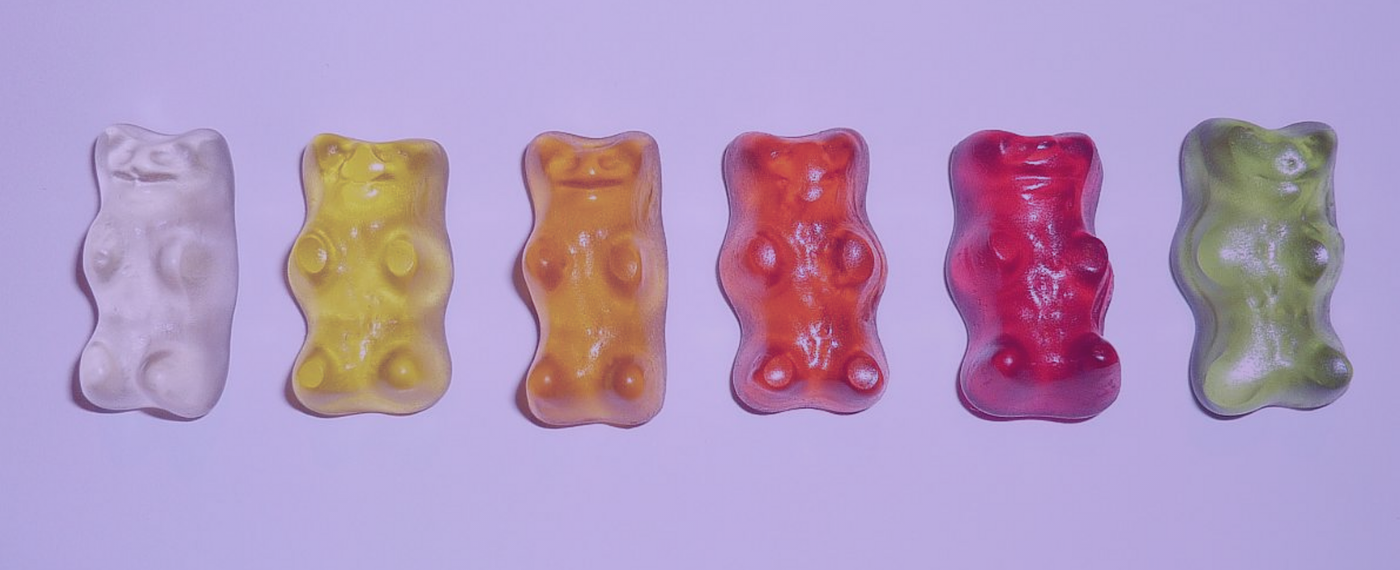 These little gummy bears can boost gut health!