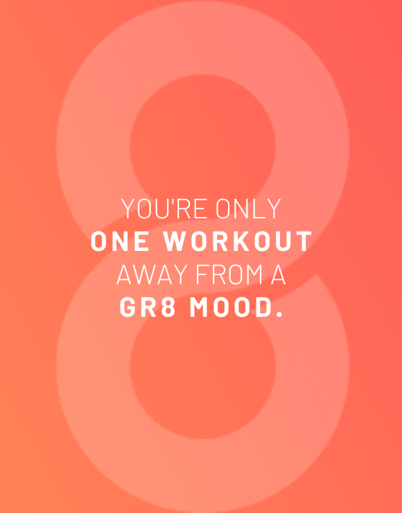 fitness motivational quote to help motivate you to not skip the gym